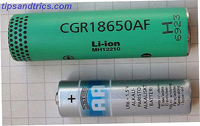 Procurando a melhor bateria de 18650?  Aqui está o que você deve saber sobre eles e como evitar falsificações perigosas.