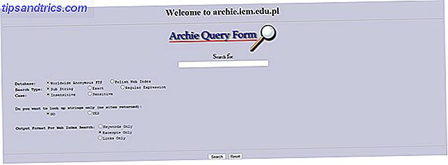 archie-search-engine