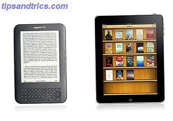 Quale è il miglior lettore - Kindle Vs iPad [Geeks Weigh In]