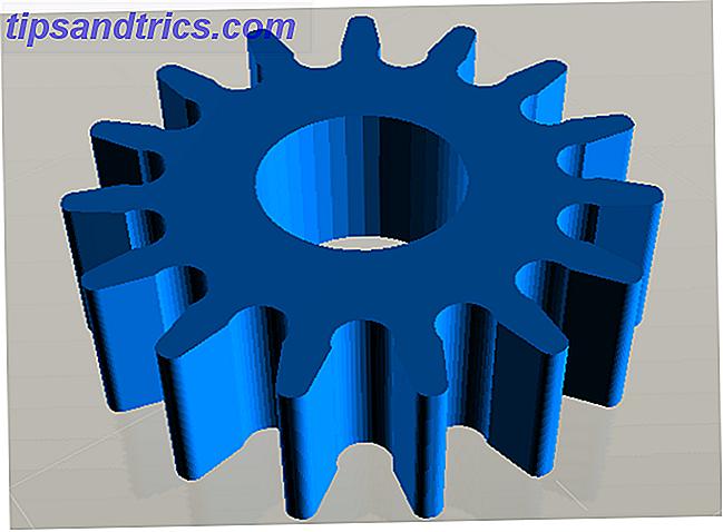 Imaginons que vous disposiez d'une imprimante 3D à côté de votre ordinateur, que pourriez-vous faire de façon réaliste aujourd'hui?  Voici quelques idées.