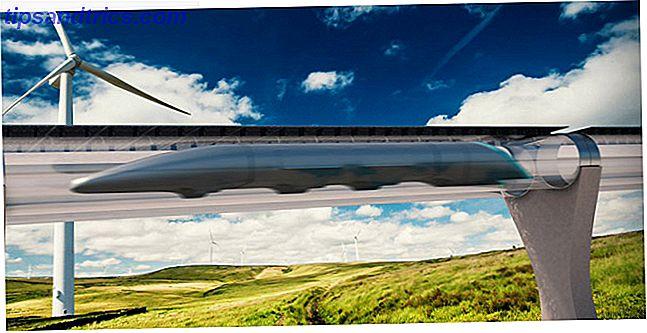 4 sätt Hyperloop kommer att förbättra livet för dig och mig