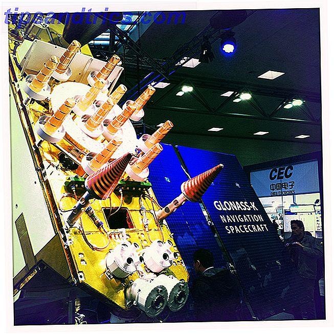 GLONASS - L'alternative GPS que vous n'avez jamais su