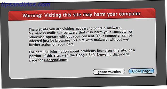 Cuando empiezas a pensar en todas las cosas que pueden salir mal al navegar por Internet, la web comienza a parecer un lugar bastante aterrador.