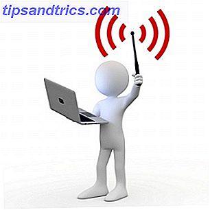 Draadloze alfabetsoep uitgelegd: wat is 4G, 3G, LTE en meer [MakeUseOf Explains]