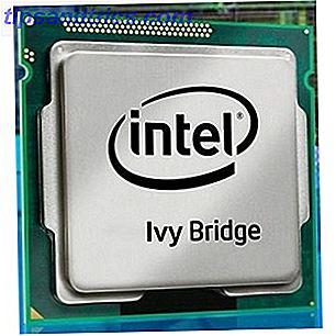Wat u moet weten over Intel's Ivy Bridge [MakeUseOf Explains]