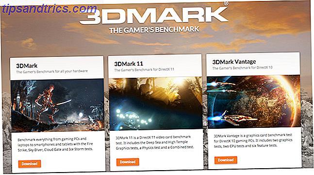 Tests de Benchmark PC: quels sont-ils, et sont-ils vraiment importants?