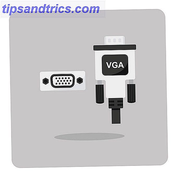 Videokablar förklarade: Skillnad mellan VGA, DVI och HDMI-portar
