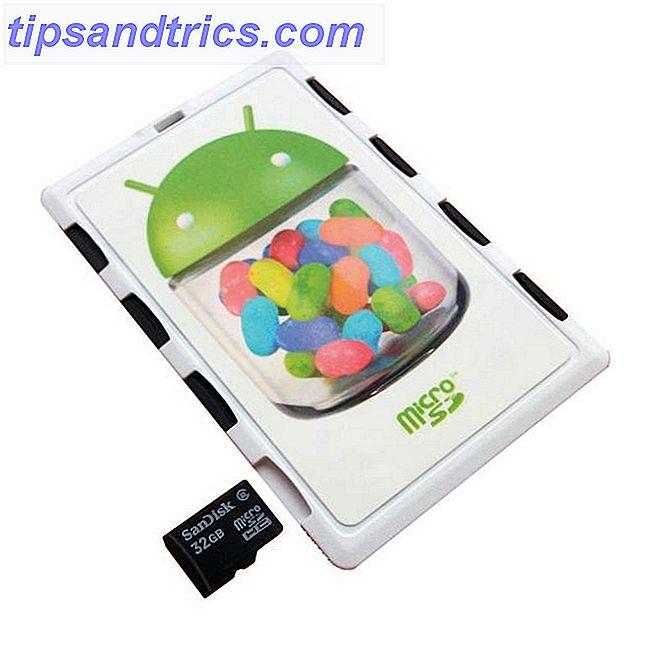 Tirez le meilleur parti de vos cartes MicroSD