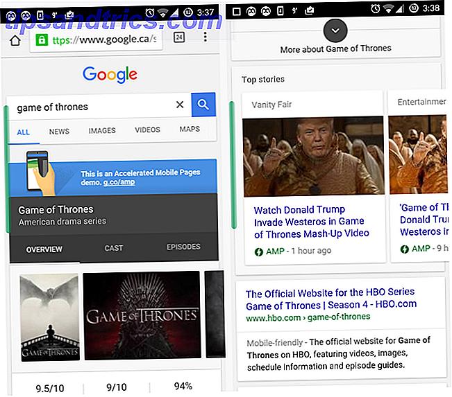 Google est sur le point de rendre la navigation mobile jusqu'à 85% plus rapide