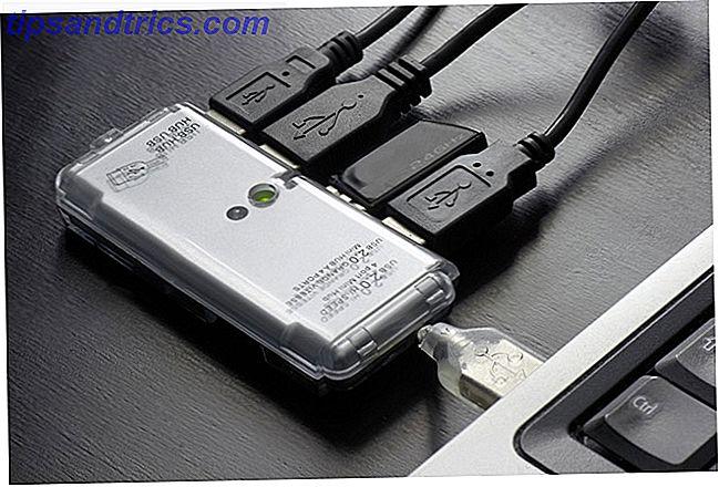 Fast alle Geräte verwenden heutzutage USB-Anschlüsse auf die eine oder andere Weise.  Daher kann sich ein USB-Hub für die meisten Menschen als äußerst nützlich erweisen.  Hier sind einige Gründe, warum Sie eine möchten.