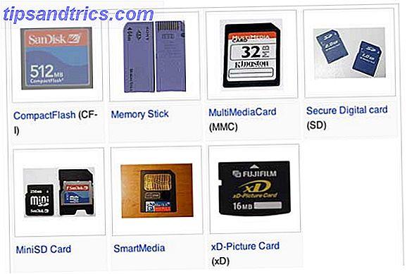 10 choses à savoir sur les cartes mémoire pour appareil photo numérique