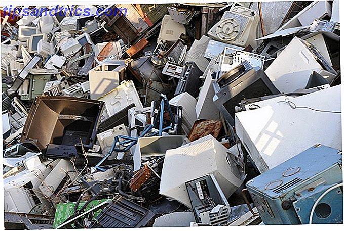 La vérité sur le recyclage des déchets électroniques et son efficacité