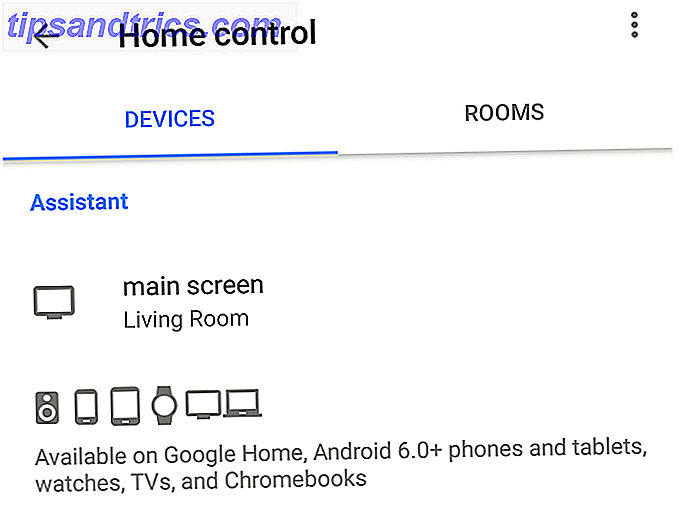 Google Assistant Smart Home Connect