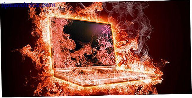 De temps en temps, nous sommes tous préoccupés par la température de notre ordinateur.  Mais devrions-nous être inquiets?