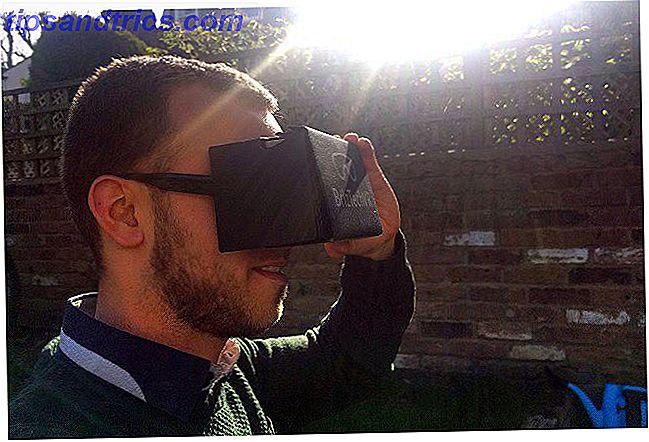 Virtuelle Realität ist endlich da, aber die verschiedenen Geräte können Hunderte oder Tausende von Dollar kosten.  Möchten Sie VR ausprobieren, ohne eine große Menge davon zu investieren?  Hier ist wie.
