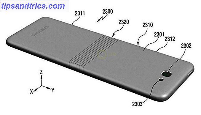 Les téléphones pliants arrivent: téléphone de surface, Samsung Galaxy X et plus