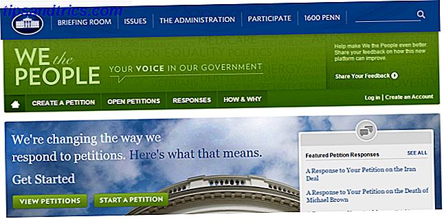 Heeft online petities ooit iets bereikt?