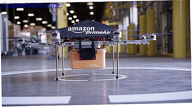7 Industries Drones zijn ingesteld om te revolutioniseren