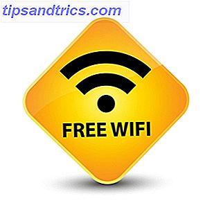 Bijna overal gratis wifi bereiken