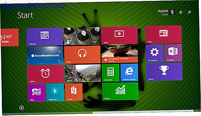 Hvem vil helst kjøpe en ny datamaskin og bli tvunget til å begynne å bruke Windows 8?  Vel, denne fyren her for en.  Slår ut Windows 8.1 er fantastisk for produktivitet!  La meg forklare...