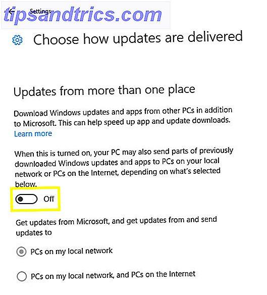 4 formas en que Windows 10 está desperdiciando su ancho de banda de Internet