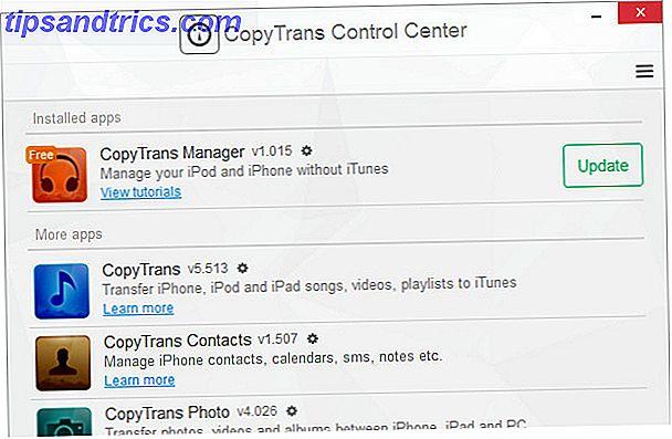 Vous voulez arrêter d'utiliser iTunes sur votre PC Windows, mais devez transférer de la musique depuis votre iPhone?  Vous avez besoin de CopyTrans!