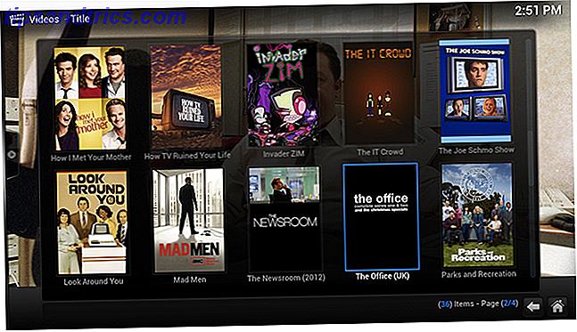5 Toptips voor het beheren van uw mediacentrumbibliotheek
