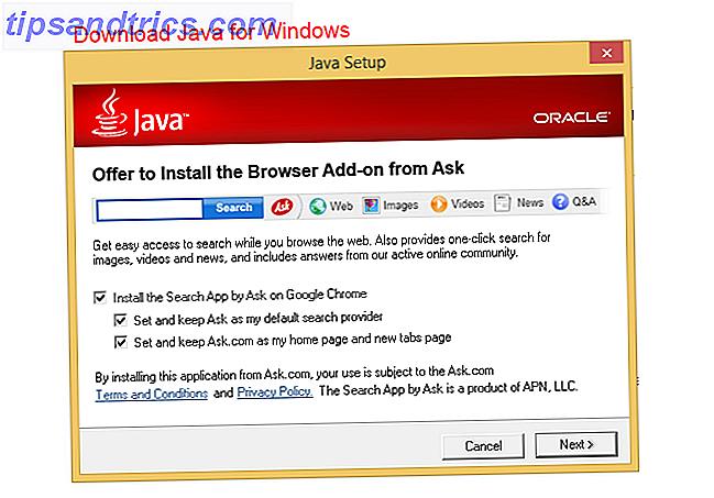 4 störende Browser Toolbars und wie man sie los wird