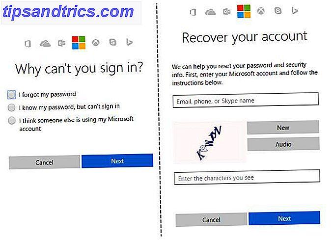 Comment réinitialiser votre mot de passe Windows 10 perdu