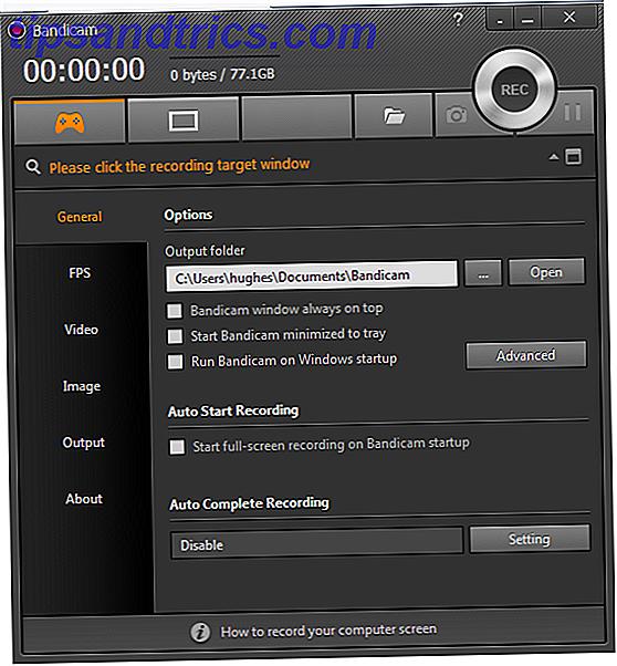 Screencasting er en fantastisk måde at illustrere brugen af software eller spil på.  Bandicamp skelner sig fra andre værktøjer gennem enkelhed og hastighed.