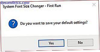 Como alterar o tamanho das fontes do sistema após a atualização do Windows 10 Creator