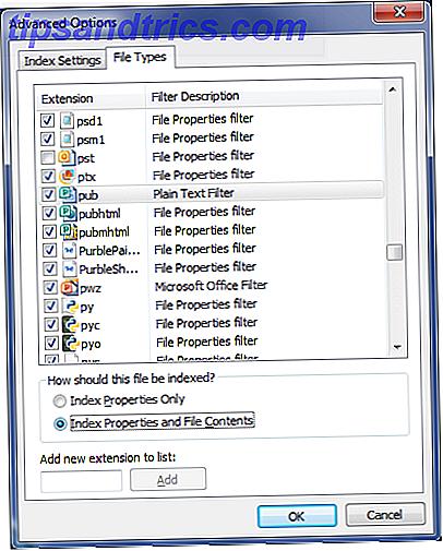 ¿Alguna vez ha tenido problemas para encontrar un archivo que sabía que estaba almacenado en su computadora?  Por defecto, Windows no buscará el contenido de cada archivo individual.  ¡Esto puede cambiarse fácilmente y así es como!