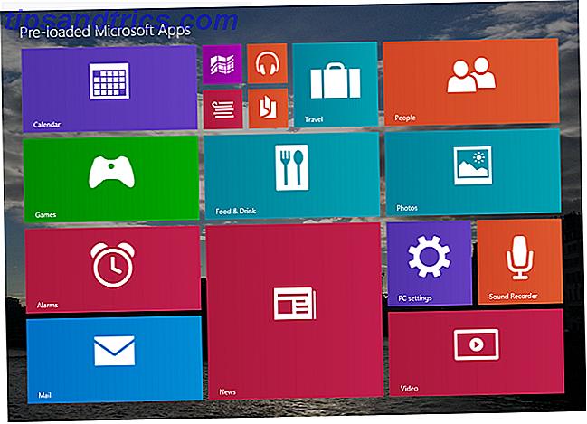 Algunas cosas toman tiempo para crecer en ti.  La pantalla de inicio de Windows 8 es una de ellas.  Apuesto a que lo apreciarás más después de conocer estos consejos y trucos.