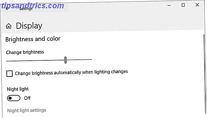 La regolazione della luminosità del display è fondamentale per la salute e il comfort degli occhi.  Ecco tutto ciò che devi sapere sulla luminosità dello schermo in Windows 10.