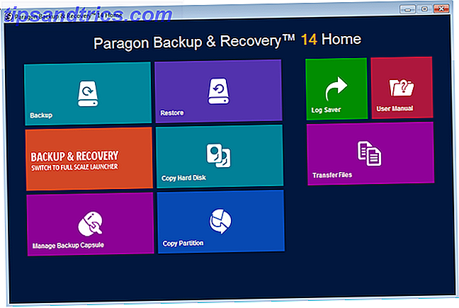 Nunca pierda un archivo nuevamente con Paragon Backup and Recovery Home 14