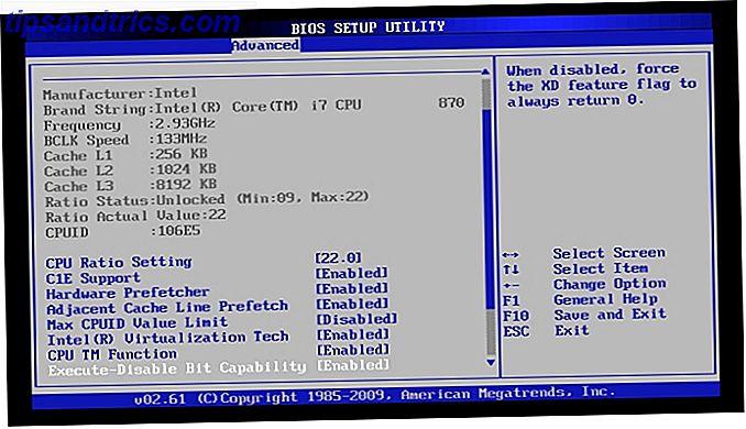La mayoría de los usuarios de PC van sin actualizar su BIOS.  Sin embargo, si le preocupa la estabilidad continua, debe verificar periódicamente si hay una actualización disponible.  Le mostramos cómo actualizar de forma segura su BIOS UEFI.