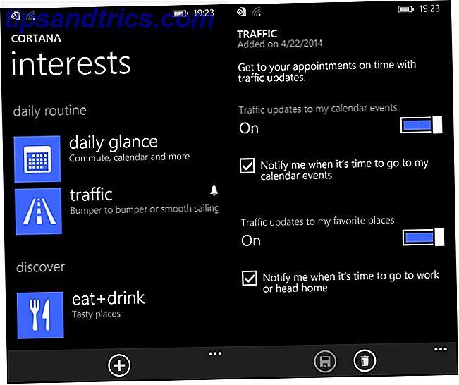 Comment utiliser Cortana comme outil Satnav personnalisé