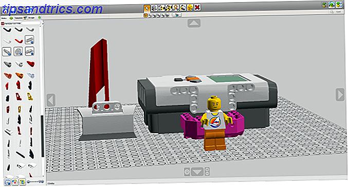 Wenn Sie LEGO lieben, müssen Sie es auf Ihren Windows-Desktop bringen.  Wir zeigen Ihnen eine Anwendung, mit der Sie LEGO-Modelle, Spiele voller Spaß und LEGO-Desktop-Anpassungsvorschläge präzise erstellen können.
