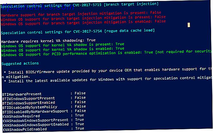 Cómo proteger Windows de Meltdown y Spectre Security Threats