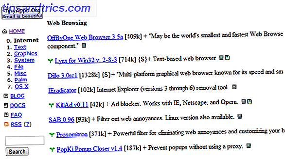 À MakeUseOf, nous vous avons fourni d'innombrables articles sur la perfection de votre lecteur flash USB avec des applications portables.  Si vous n'avez pas encore consulté notre page Meilleures applications mobiles, vous devez y jeter un coup d'œil.