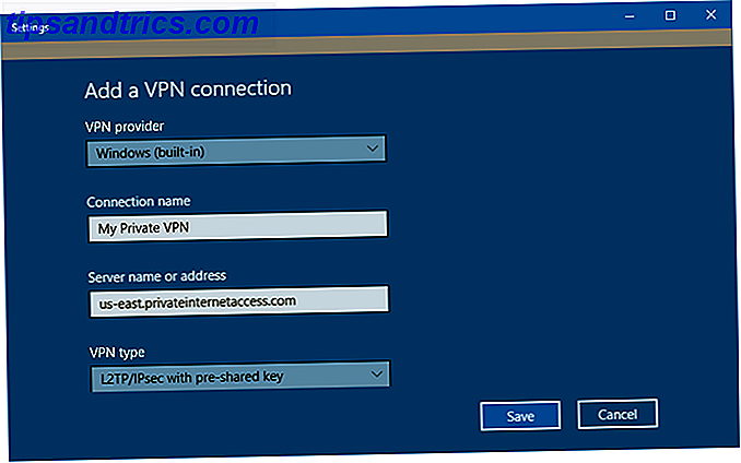 Hoe Een Vpn In Windows 10 In Te Stellen