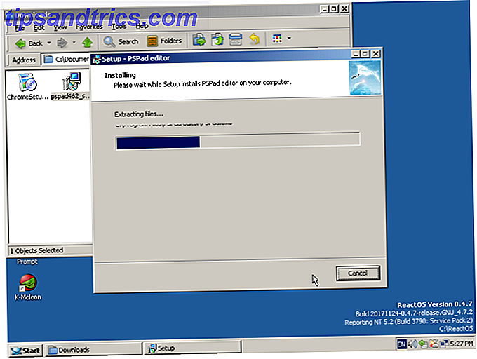 Come usare ReactOS, il clone di Windows Open Source - tipsandtrics com