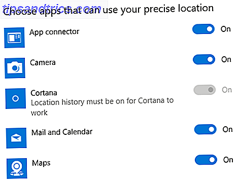 windows 10 apps locatiediensten