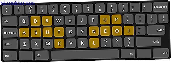 Voordat personal computers werden uitgevonden, nog voordat ze in de science-fictionliteratuur verschenen, was de Qwerty-toetsenbordindeling ontworpen voor gebruik op typemachines.  Hoewel de ontwerpoverwegingen solide waren, werd Qwerty niet gemaakt voor efficiëntie.