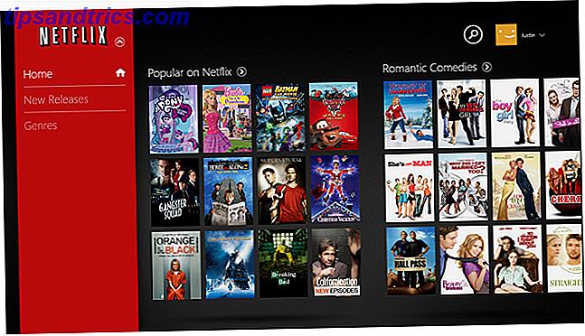 Netflix est un service fantastique, mais les utilisateurs de Windows 8 ont plusieurs options pour en profiter.  Devriez-vous aller avec l'application Windows 8 de style moderne, ou la version de bureau accessible dans le navigateur?