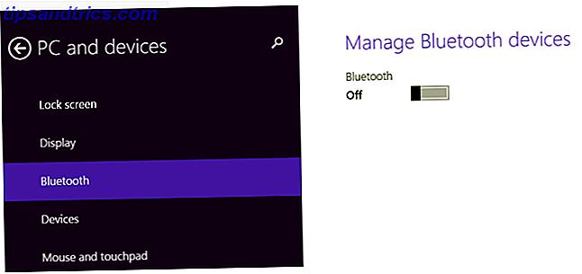 7 maneiras de melhorar a vida da bateria no Windows 8 Tablets & Laptops