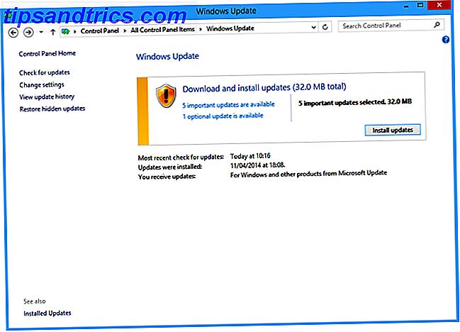 Cinq conseils pour gérer votre sécurité dans Windows 8.1