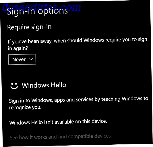 ¿Cómo funciona Windows Hello y cómo lo habilito?
