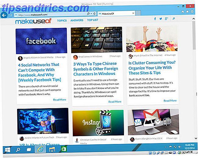 Cómo probar Windows 10 en tu Mac gratis y fácil