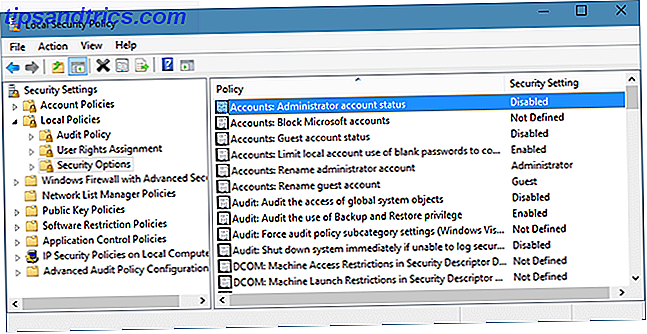 Windows-administrateur-compte-local-security-policy